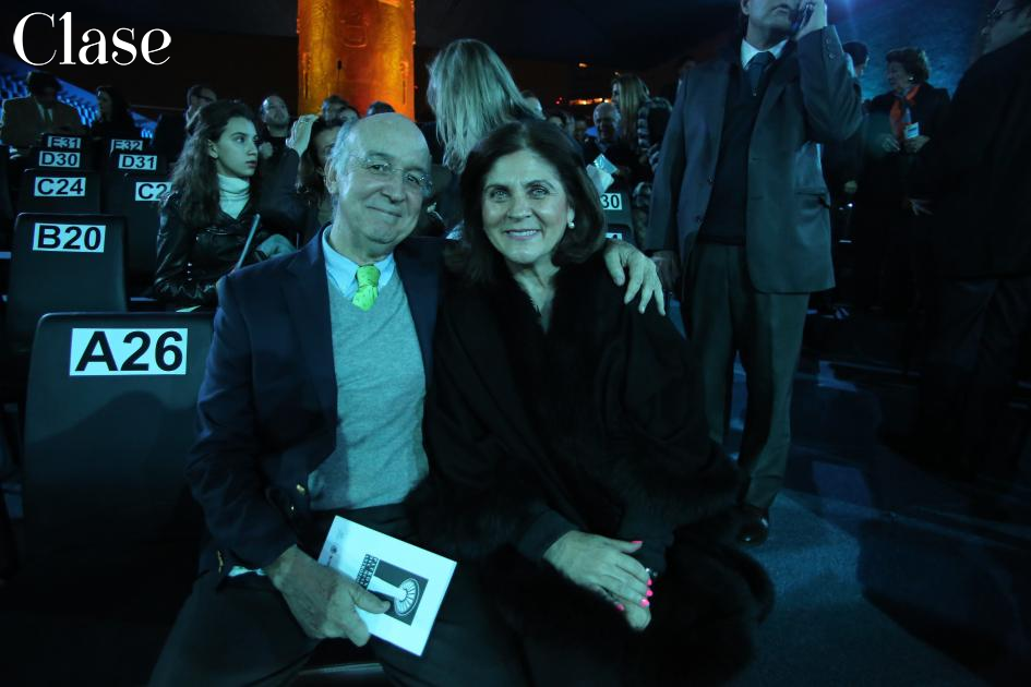 Jorge y Lucia Carral