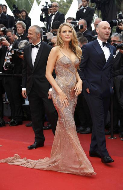 Blake Lively Reuters