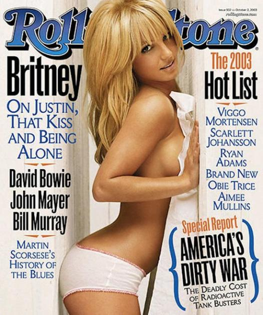 Britney Spears Especial