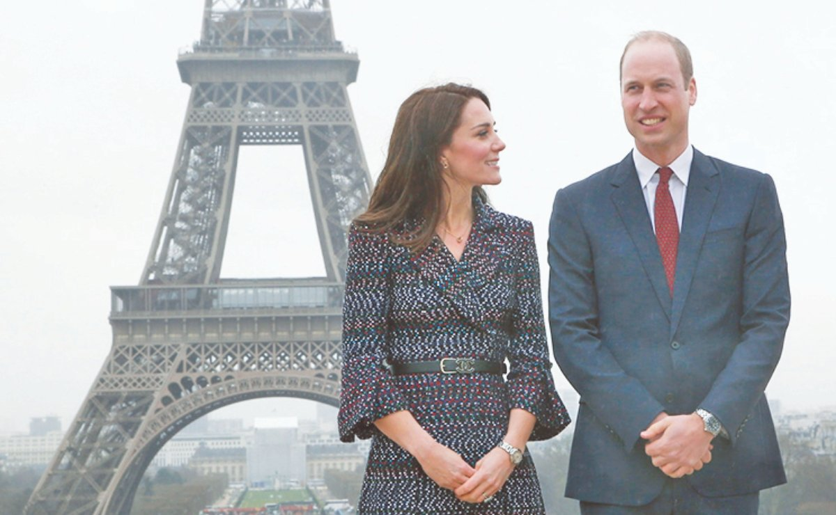 william, kate middleton, william protector de kate