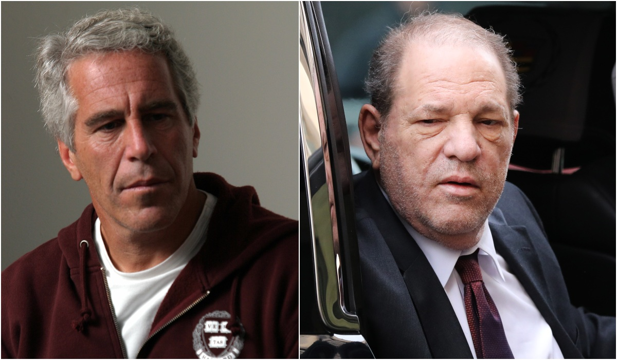 queman mesa epstein weinstein, Jeffrey Epstein, harvey weistein, 75 main, abuso sexual