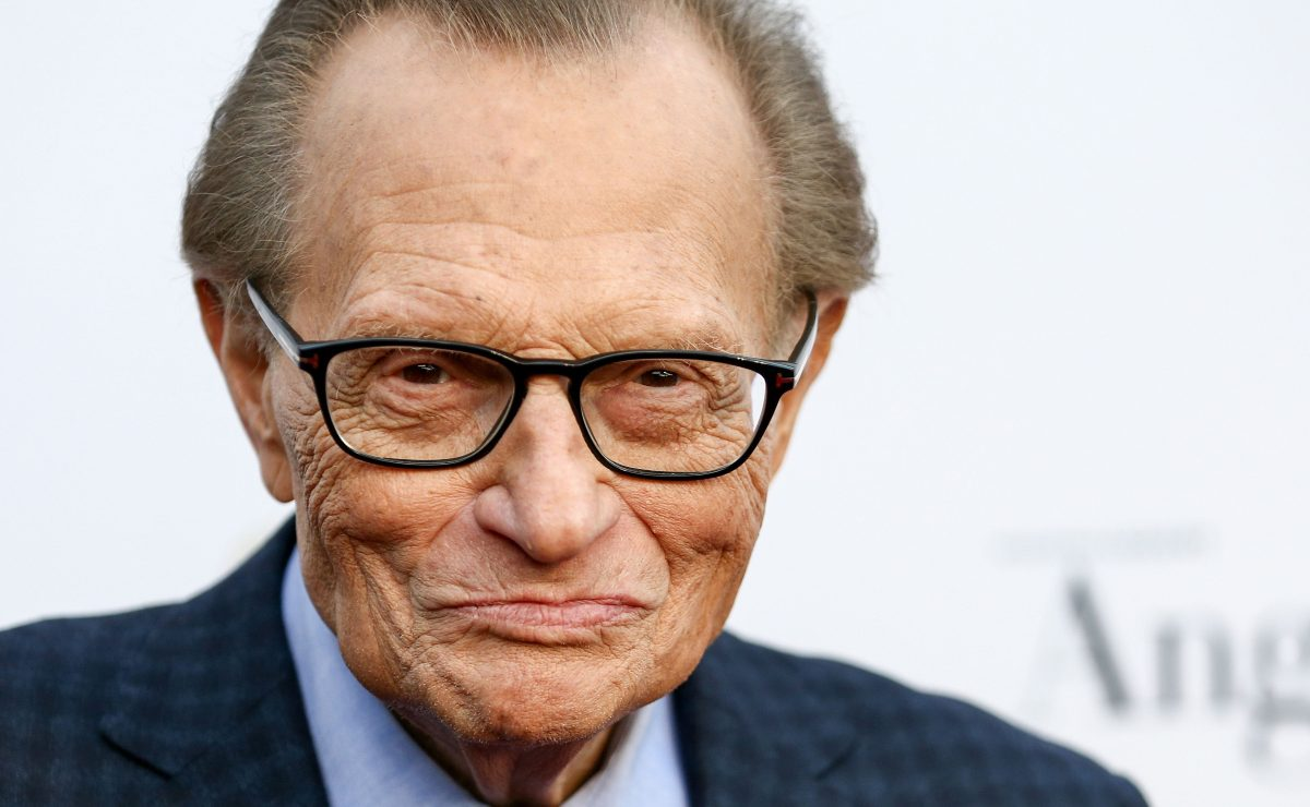 larry king, muere larry king, presentador larry king