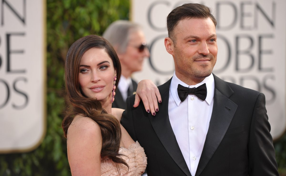 Megan Fox, Brian Austin Green, divorcio megan fox