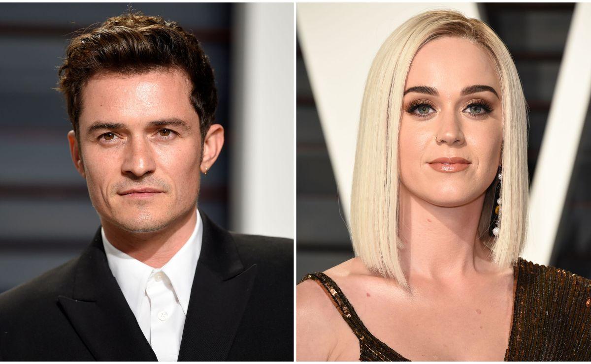 katy perry, orlando bloom, hija katy perry y orlando bloom