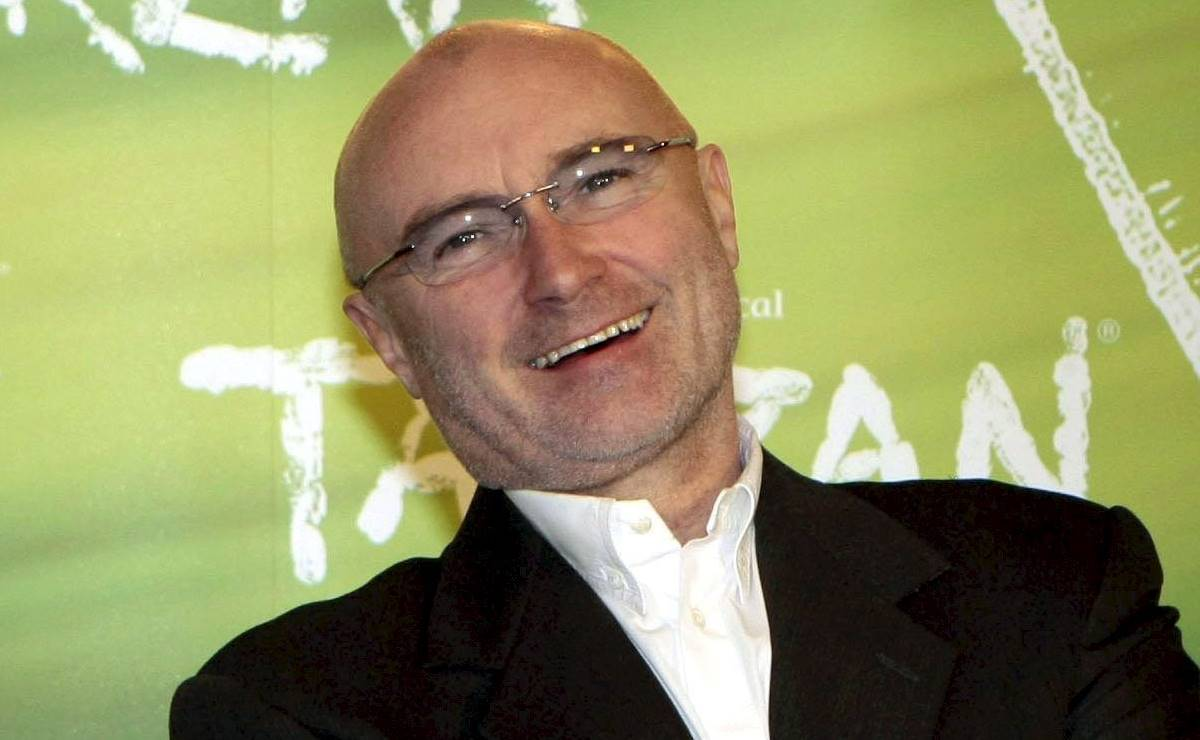 phil collins, esposa phil collins, divorcio phil collins, orianne cevey
