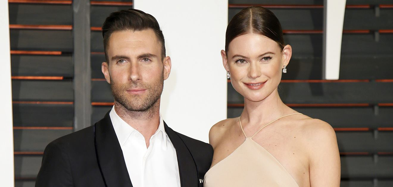 "Behati Prinsloo apareció en el video ""Animals"" del grupo Maroon 5, donde su esposo es vocalista.  (FOTO: Archivo)"