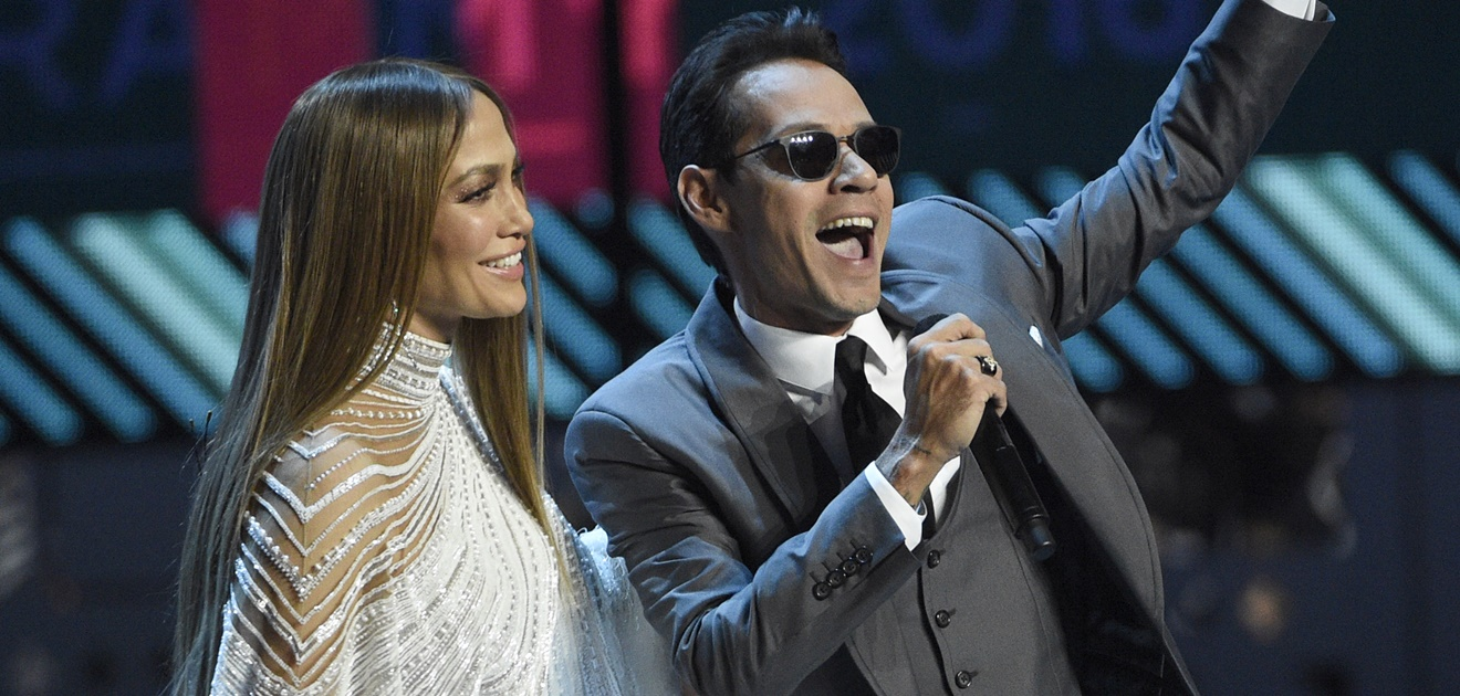 JLo y Marc Anthony,