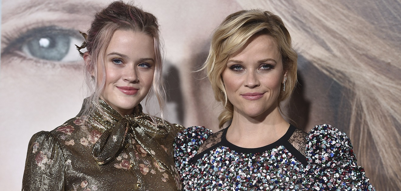 Reese Witherspoon, Ava Elizabeth Phillippe,