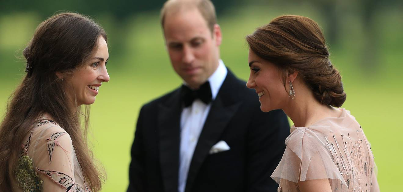principe william, rose hanbury, kate middleton, affaire principe william, infidelidad kate middleton