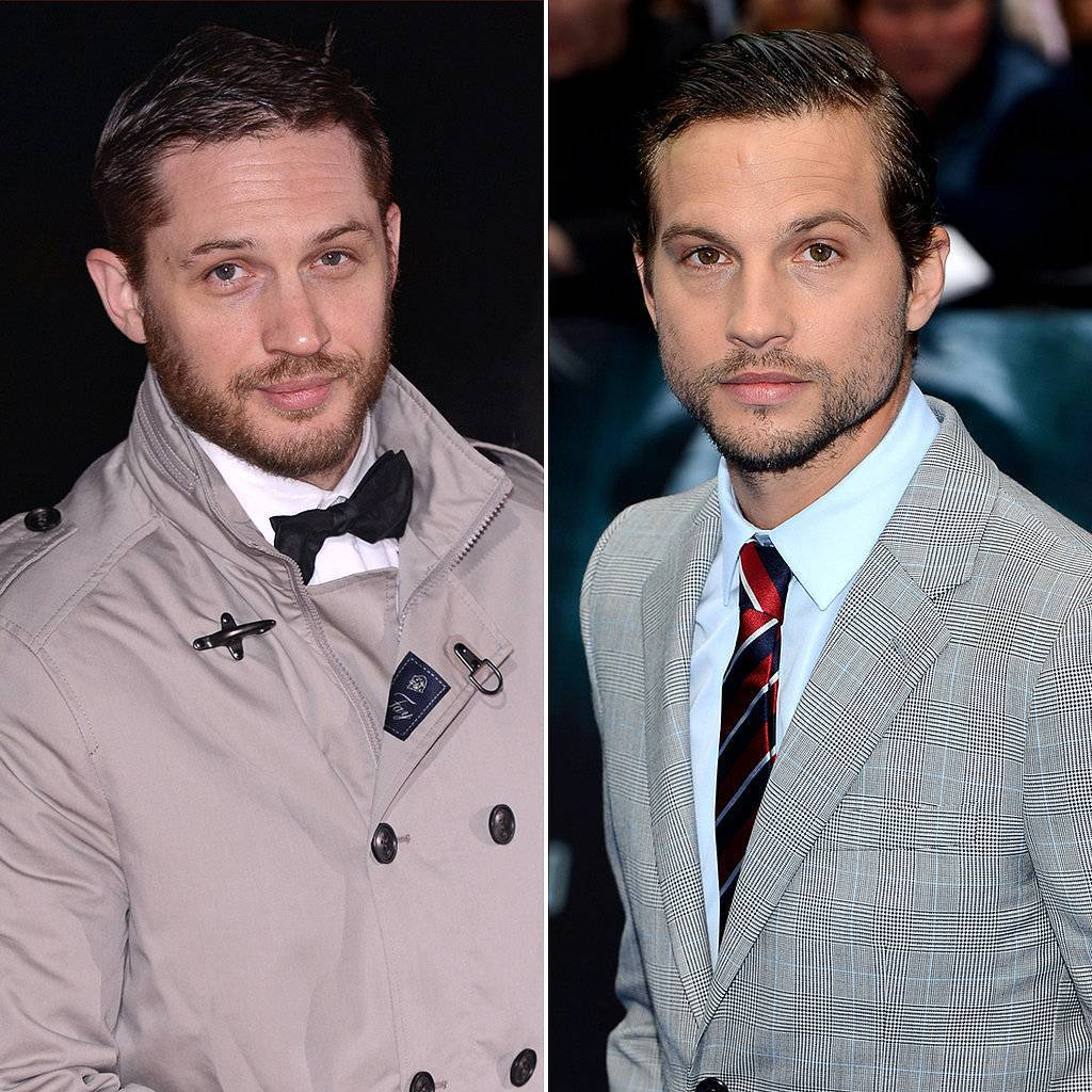 Tom Hardy y Logan Marshall-Green