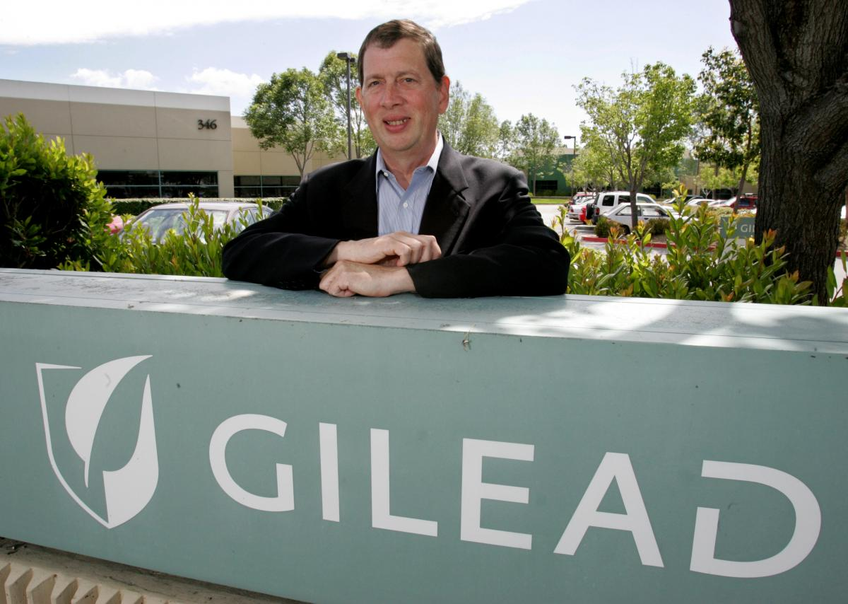 John C. Martin, el CEO de Gilead Sciences