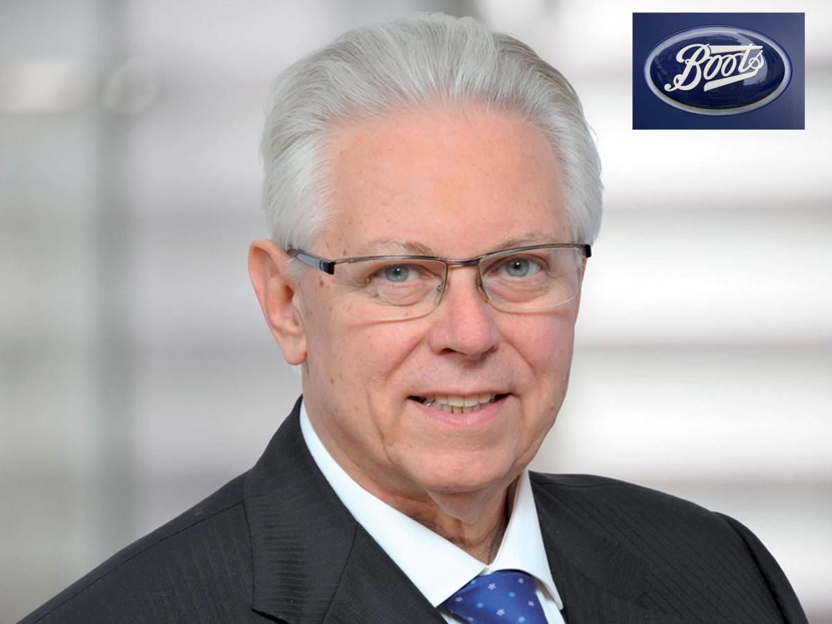 Stefano Pessina, el director de Walgreens Boots Alliance