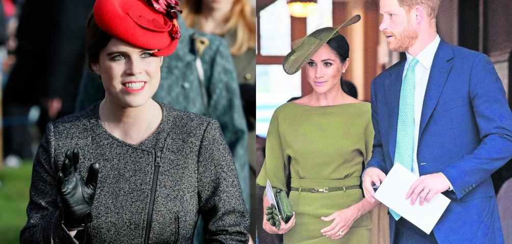 eugenia york harry, eugenia york meghan markle, eugenia york meghan harry