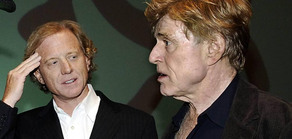 robert redford, hijo robert redford, james redford, muere hijo robert redford, muere james redford