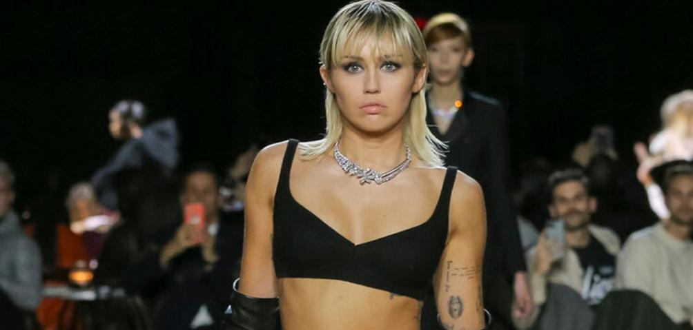 miley cyrus fashion week nueva york marc jacobs pezon