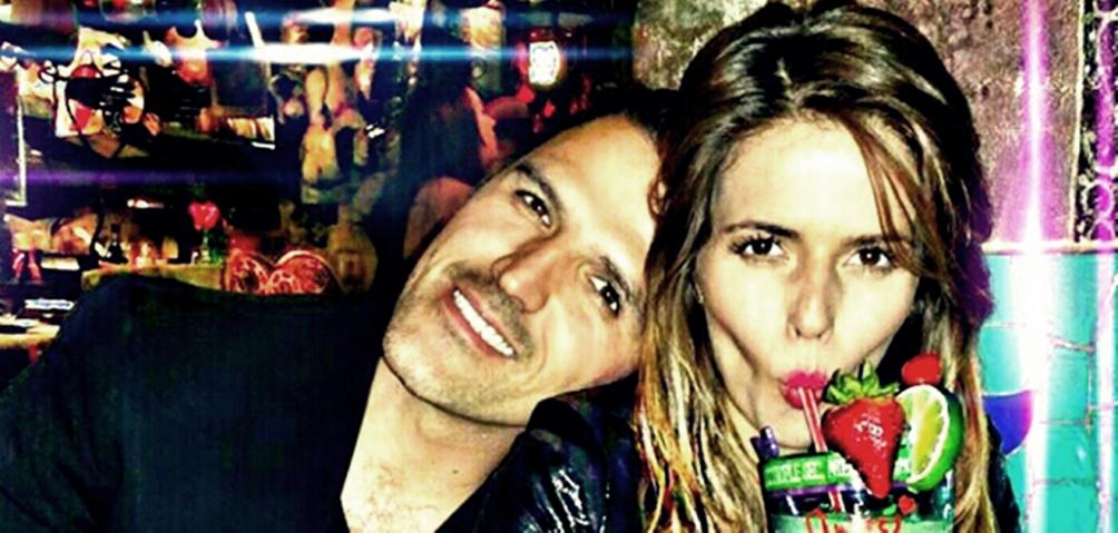 Claudia y Billy son una de las parejas más divertidas.  (FOTO: Instagram)