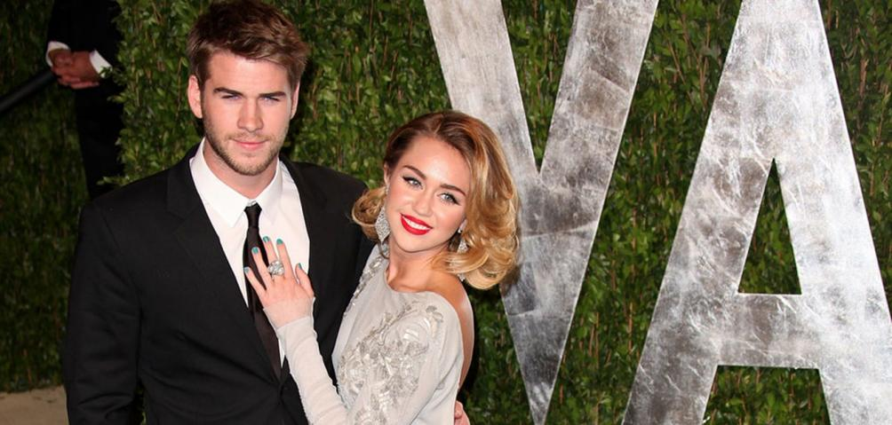 miley ciyrus y liam hemsworth