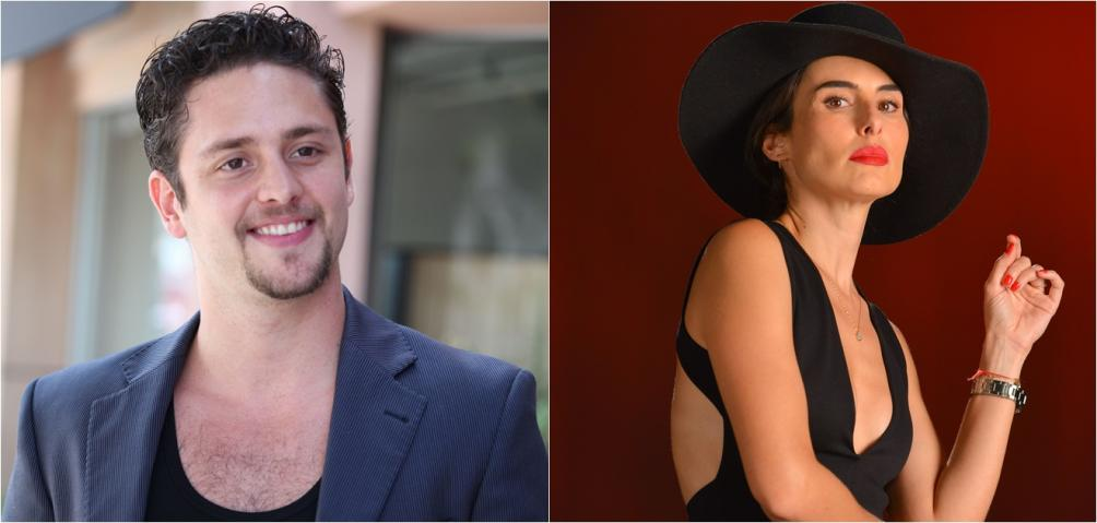 Christopher Uckermann, Ana Serradilla,