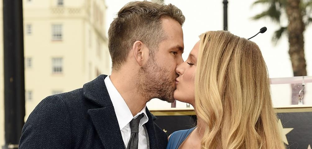 Blake Lively, Ryan Reynolds,