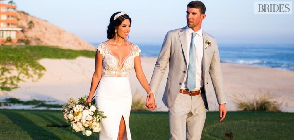 Michael Phelps, Nicole Johnson,