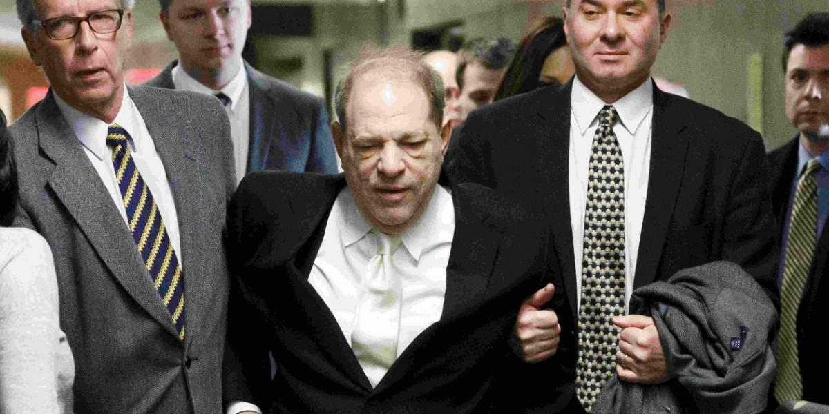 Harvey Weinstein agresion sexual deatlles abusos sexuales