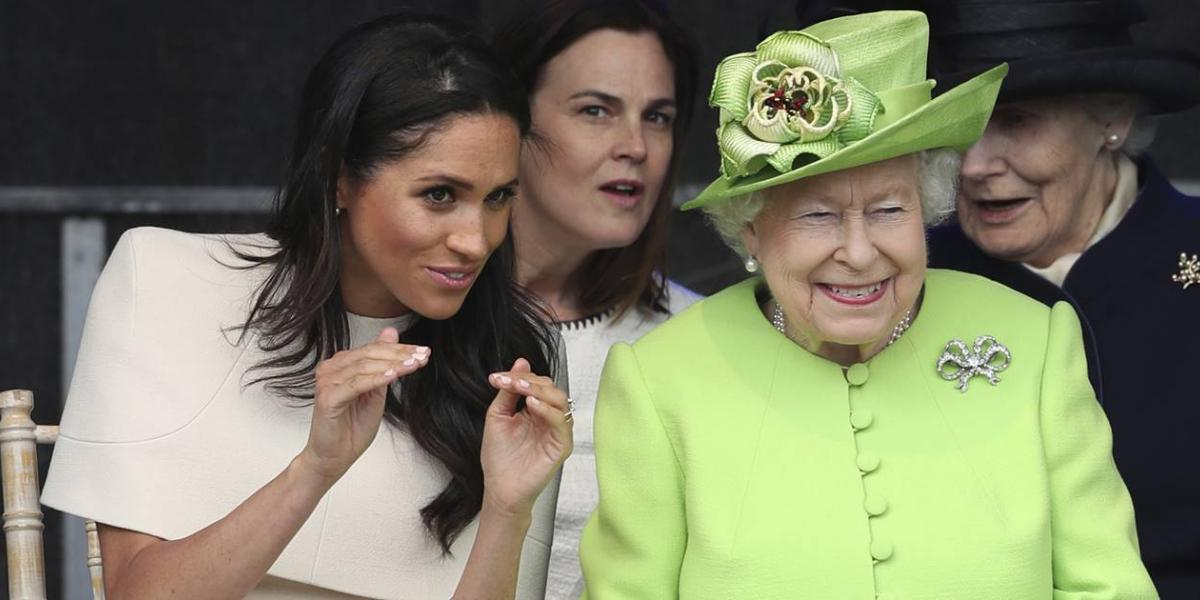 meghan markle reina isabel, meghan markle sussex royal, sussex royal