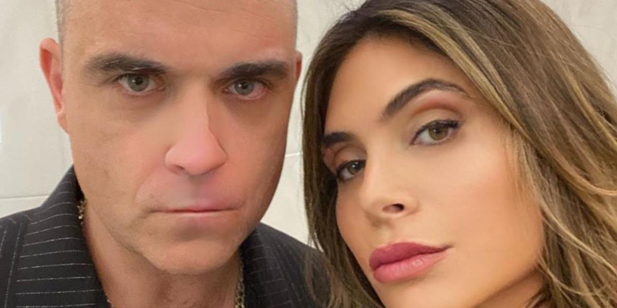 robbie williams ayda field hijo