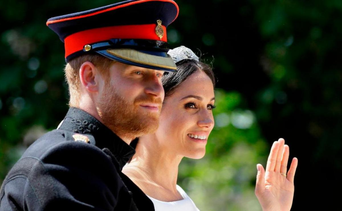 meghan y harry aniversario de bodas, meghan harry 2 año boda, meghan markle harry, harry meghan, harry meghan wedding