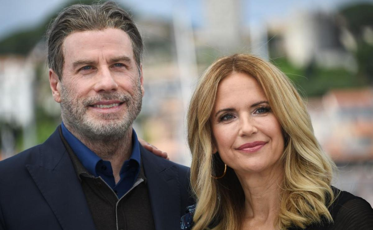 kelly preston, kelly preston muere, esposa john travolta, John travolta