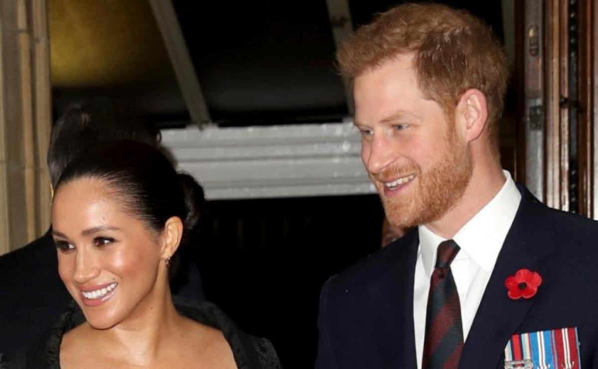 meghan markle y principe harry, duques de sussex refuerzan seguridad, meghan markle y principe harry seguridad