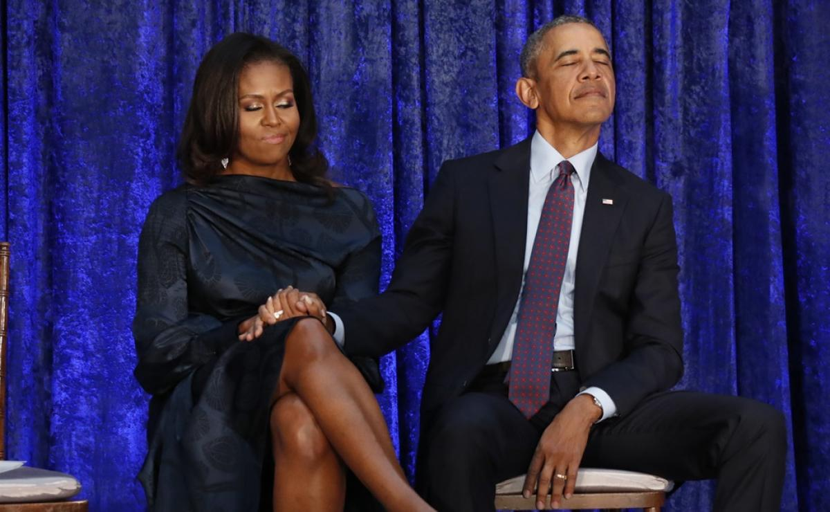 Michelle Obama, aborto michelle obama, michelle obama miscarriage, Michelle Obama y Barack Obama