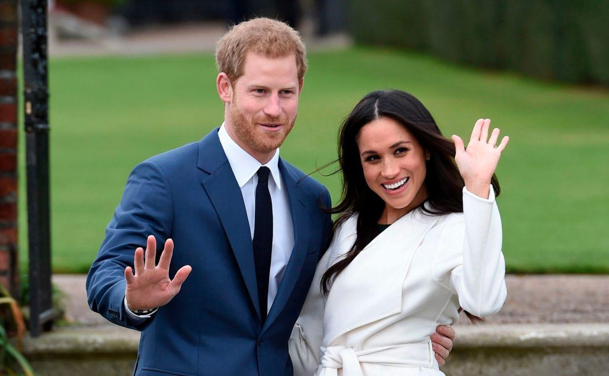 meghan markle, principe harry, revista time