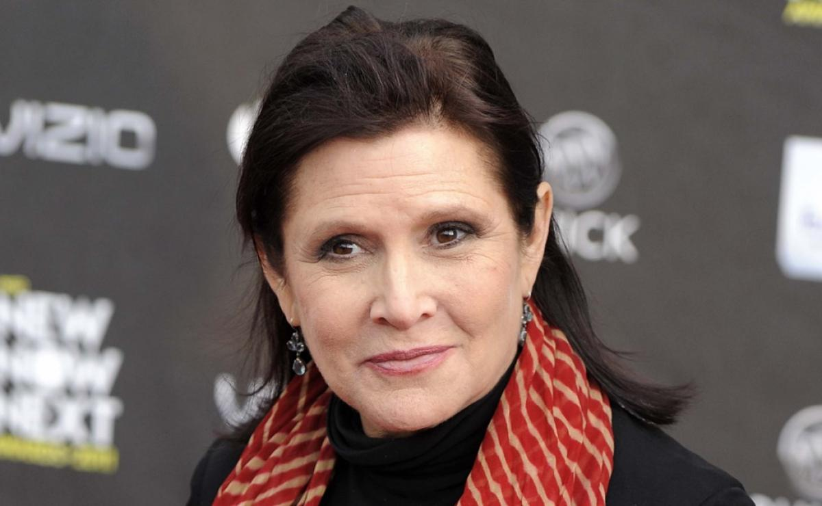 Carrie Fisher,