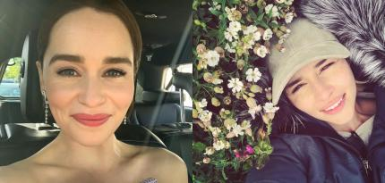 Emilia clarke, Game of Thrones, premios emmy, nominados a premios emmy, madre de dragones