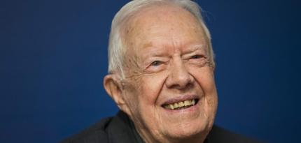 jimmy carter, jimmy carter hospitalizado, jimmy carter expresidente estadounidense