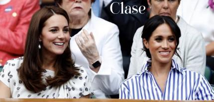 kate middleton, catalina de Cambridge, megan markle, duquesa de Sussex,