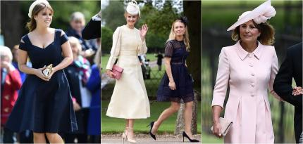 looks boda pippa middleton