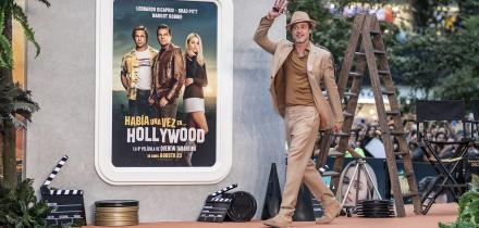 brad pitt, brad pitt Once upon a time in Hollywood, Once upon a time in Hollywood, brad pitt en mexico, brad pitt mexico, brad pitt alfombra roja, había una vez en hollywood brad pitt