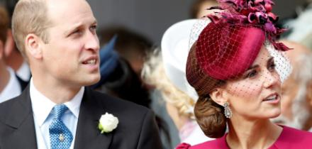 kate middleton, principe william, accidente kate william, duques de cambridge atropellan