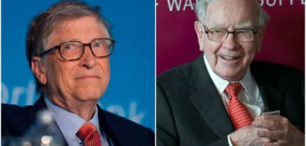 dinero warren buffett, dinero mark zuckerberg, dinero bill gates