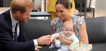 harry archie y meghan markle