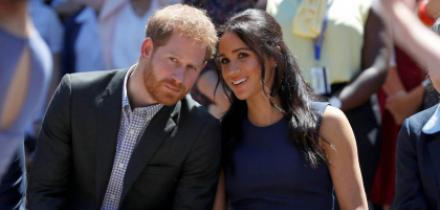 meghan markle y principe harry, meghan markle principe harry seguridad, seguridad sussex