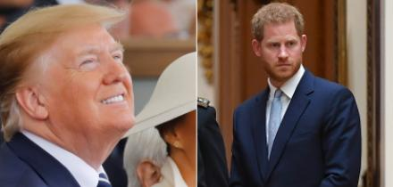donald trump, meghan markle, meghan markle desagradable, donald trump meghan markle desagradable, trump nasty, trump meghan nasty
