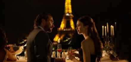 william abadie, lily collins, emily in paris, patricia field, serie netflix