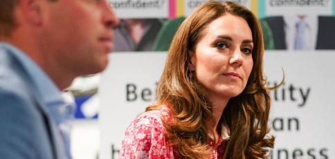 kate middleton, revista tatler, kate middleton tatler, kate middleton cansada