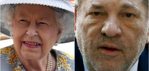 reina isabel, Harvey Weinstein, reina isabel hervey weinstein