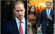 guillermo de cambridge, duques de sussex, pleito william y harry