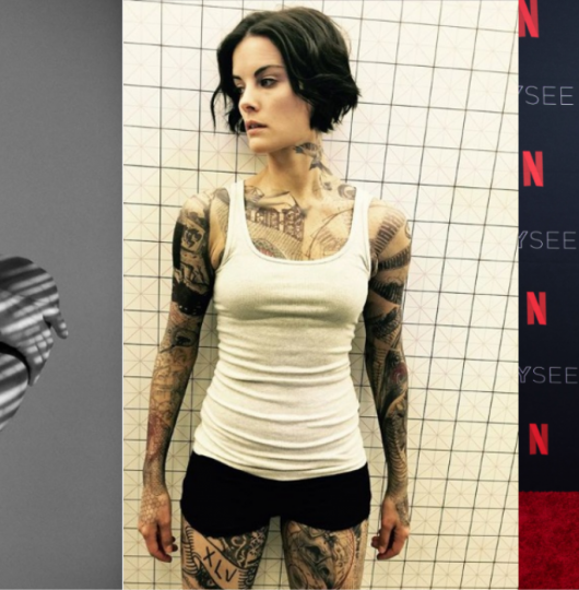 actrices sexys netflix