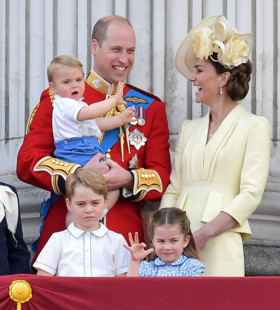 principe william, kate middleton, principe louis