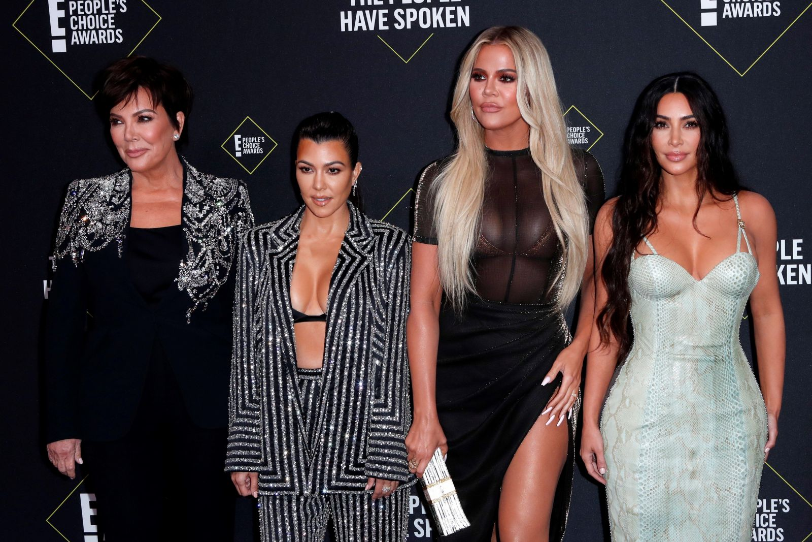 clan Kardashian, People's Choice Awards, Khloé Kardashian